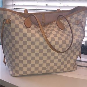 Neverfull MM Louis Vutton